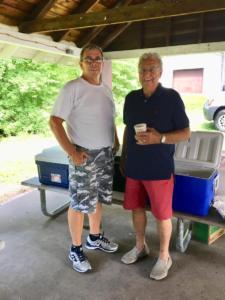Bob and Bill Grilling